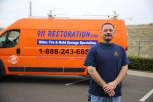 911-restoration-water-damage-mold-remediation-fire-damage-person-van-man-five
