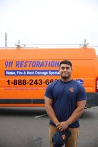 911-restoration-water-damage-mold-remediation-fire-damage-person-van-man-four